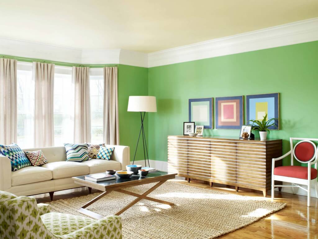 Ways you can match interior design colors in your home