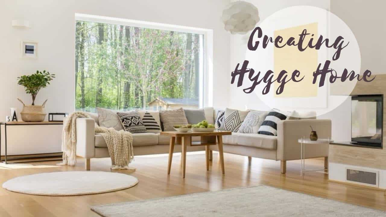 creating hygge home
