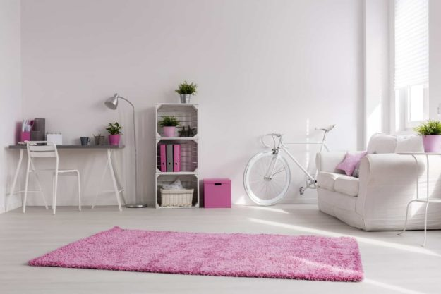 How to Bring Pink and Red into Your Home